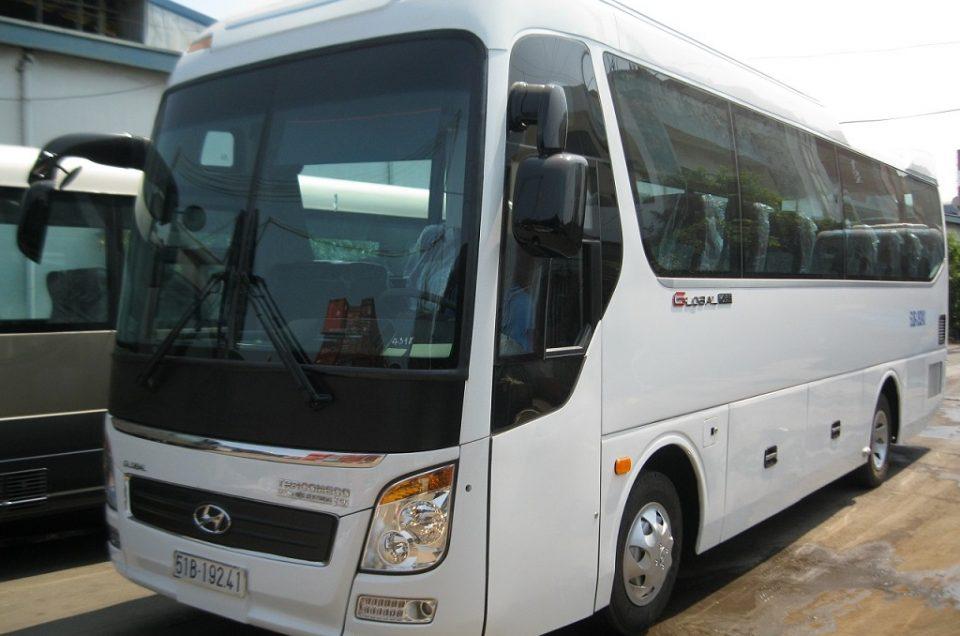 Thuê xe du lịch 45 chỗ cùng Thuê Xe Du Lịch TPHCM