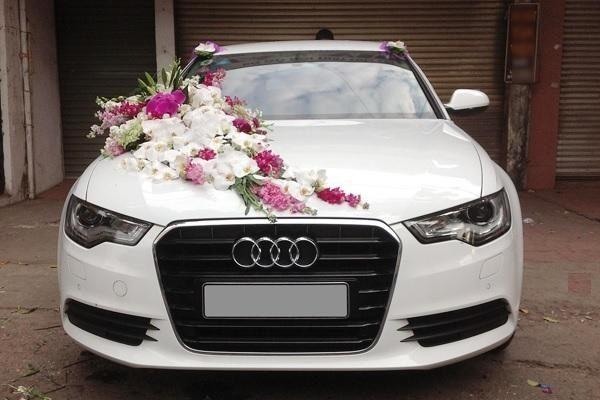 Giới thiệu dịch vụ cho thuê xe hoa cưới tại TPHCM