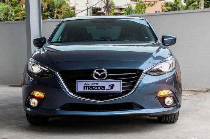 Thuê Xe Mazda 3
