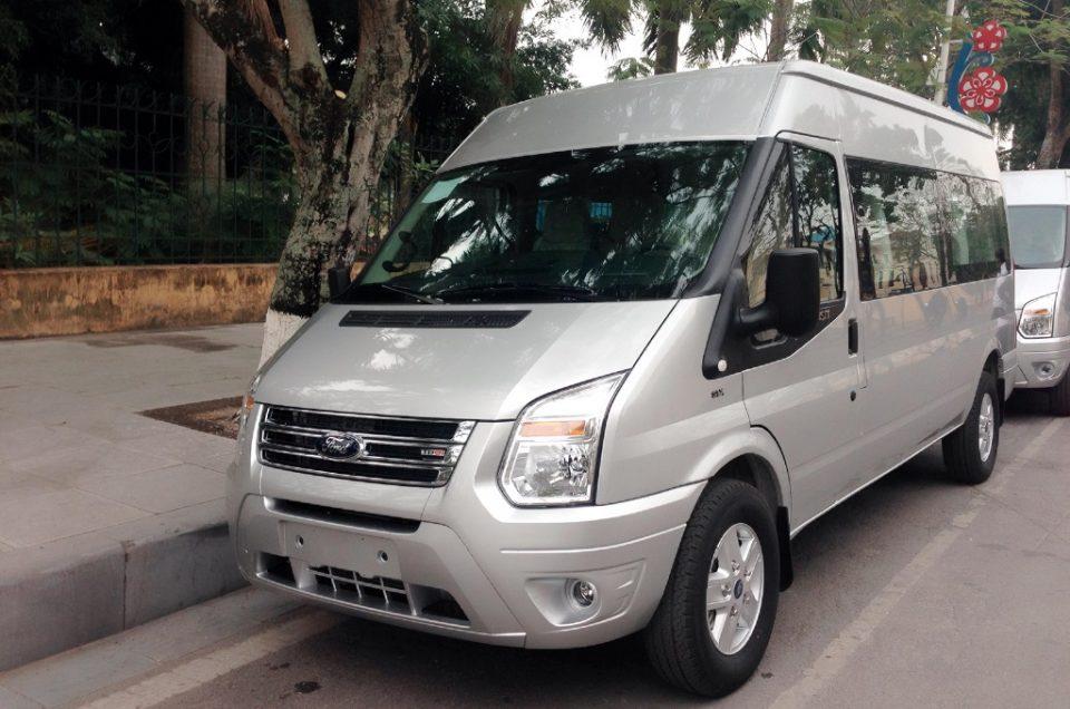 Gọi liền SĐT 0707.360.360 có ngay giá thuê xe du lịch 16 chỗ giá rẻ tại TPHCM
