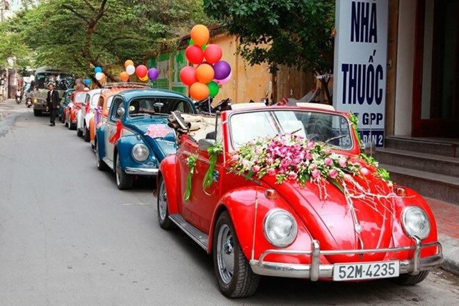 Thuê xe hoa rẻ nhất TP. HCM cho ngày vui của bạn tại đây !
